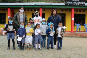 Environmental Awareness Programme at GMS Amiphoto Zunheboto
