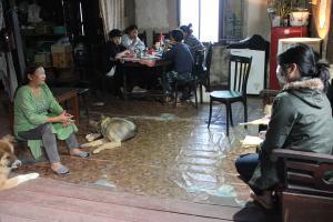 Household Survey on waste management at Zunheboto 2
